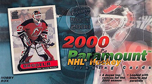 Pacific Paramount NHL 1999-2000
