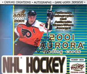 Pacific Aurora NHL 2000-2001