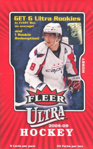 Upper Deck Fleer Ultra 2008-2009