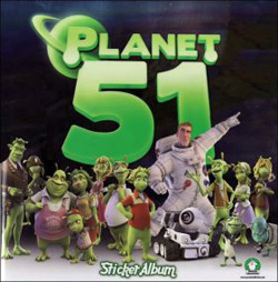 Preziosi Collection Planet 51