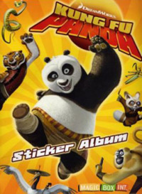 Magic Box Int Kung Fu Panda
