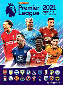 Panini English Premier League 2020-2021