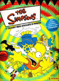 Panini The Simpsons: Springfield collection II