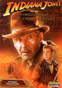 Merlin Indiana Jones and the Kingdom of the Crystal Skull