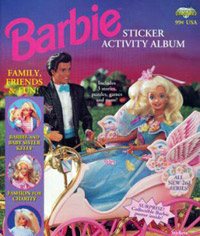 Diamond Barbie: family, friends & fun