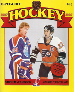 NHL Hockey 1987-1988