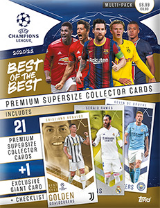 Topps UEFA Champions League 2020-2021 Best of the Best