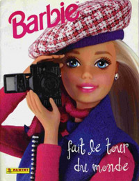 Panini Barbie Holiday