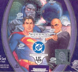 Upper Deck Superman: Man of Steel 1st Edition