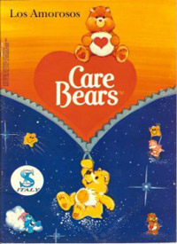 SL Italy Care Bears (mini album)