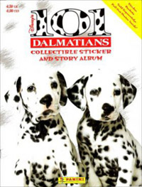 101 Dalmatians. Mini album