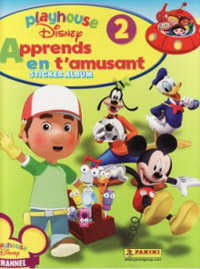 Panini Playhouse Disney 2