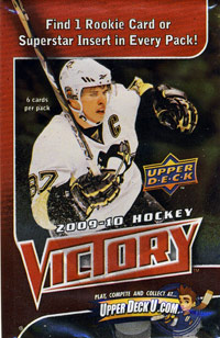 Upper Deck NHL Victory 2009-2010