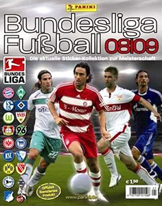 German Football Bundesliga 2008-2009