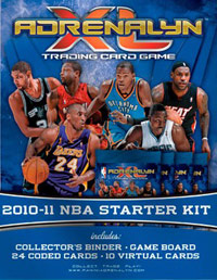 NBA Basketball 2010-2011. Adrenalyn XL