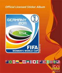 Panini FIFA Women's World Cup Germany 2011