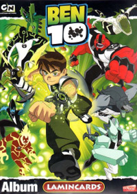 Edibas Collections Ben 10 Lamincards