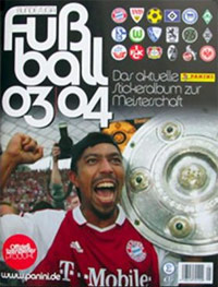 German Football Bundesliga 2003-2004