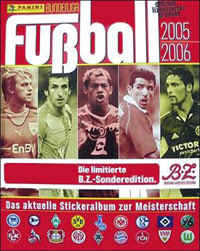 Panini German Football Bundesliga 2005-2006