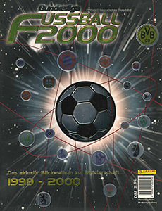 Panini German Football Bundesliga 1999-2000