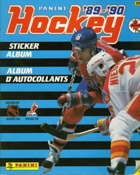 Panini NHL Hockey 1989-1990