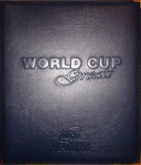 Futera World Cup Greats Platinum 1998