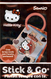 Hello Kitty Stick & Go