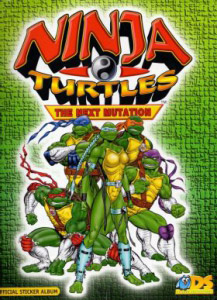 DS Ninja Turtles: The Next Mutation