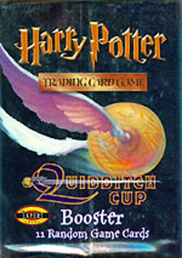 Wizards of the Coast Harry Potter Trading Card Game (Quidditch Cup Set)