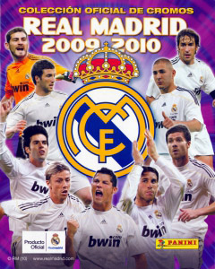 Panini Real Madrid 2009-2010