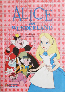 Panini Alice in Wonderland