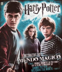Abril Harry Potter. Retratos do Mundo Magico