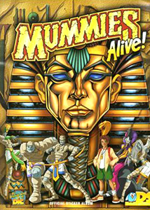 DS Mummies Alive!
