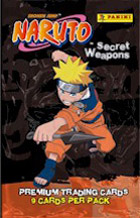 Panini Naruto: Secret Weapons