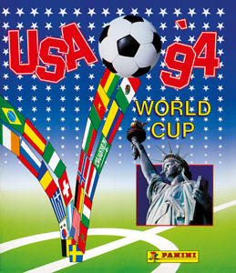 Panini FIFA World Cup USA 1994
