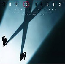 Inkworks The X-Files: I Want To Believe (Movie 2)