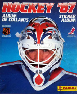 Panini NHL Hockey 1987-1988
