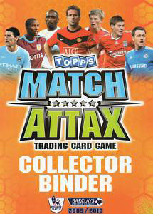 English Premier League 2009-2010. Match Attax