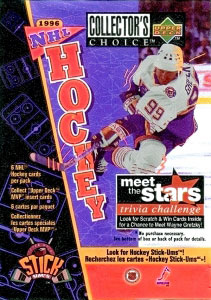 NHL Collector's Choice 1996-1997