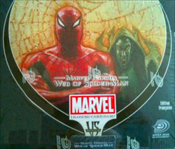 Upper Deck Marvel: Web of Spiderman