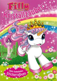 Blue Ocean Filly Unicorn Kristallzauber