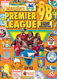 Merlin English Premier League 1997-1998