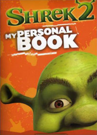 Shrek 2. Animated Cards