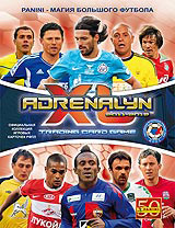 Russian Football Premier League 2011-2012. Adrenalyn XL