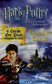 Cards Inc. Harry Potter and the Prisoner of Azkaban