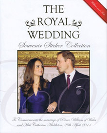 Panini The Royal Wedding