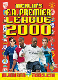 Merlin Premier League Inglese 1999-2000