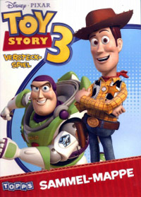 Topps Toy Story 3