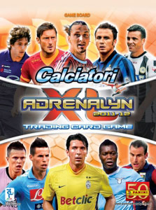 Panini Calciatori 2011-2012. Adrenalyn XL