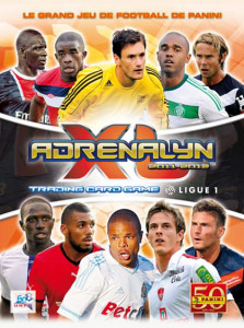 Panini FOOT 2011-2012. Adrenalyn XL